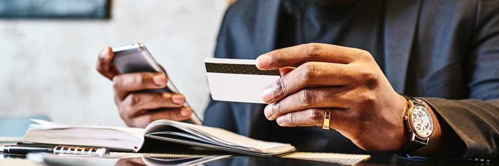 credit card collections